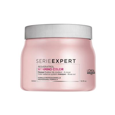 L'Oréal Mascarilla Vitamino Color Resveratrol 500ml