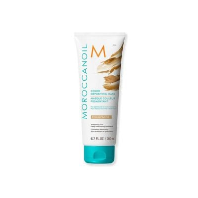 Moroccanoil Mascarilla con Color Champaña 200ml