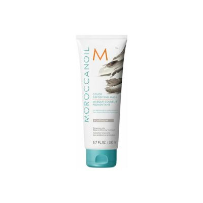 Moroccanoil Mascarilla con Color Platino 200ml