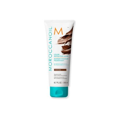 Moroccanoil Mascarilla con Color Cacao 200ml