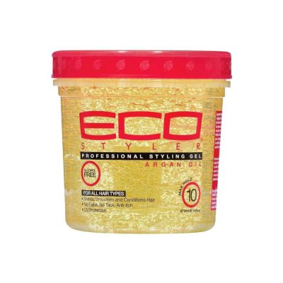 Ecoco Gel Argan Oil Professional Styling 473ml