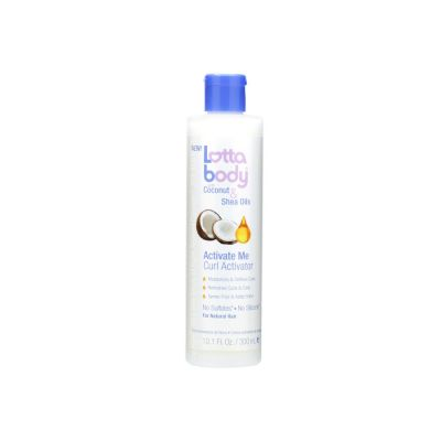 Lottabody Coconut & Shea Oils Activate Me 300ml