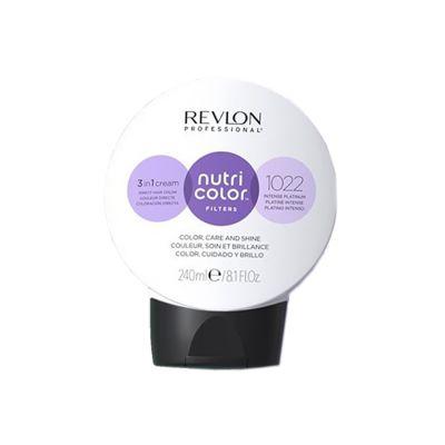 Revlon Crema Nutri Color Cream 1002 Platino Blanco 240ml