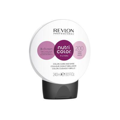 Revlon Crema Nutri Color Cream 200 Violeta 240ml