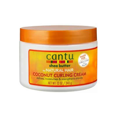 Cantu Coconut Curling Cream 340gr