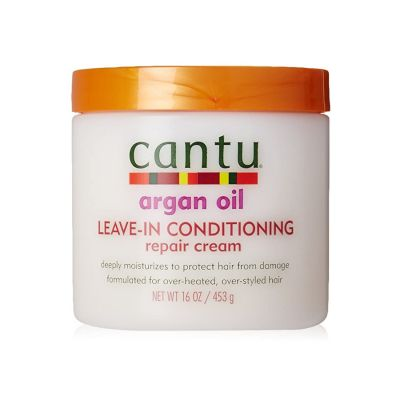 Cantu Acondicionador Repair Cream Argan Oil Leave-In 453gr