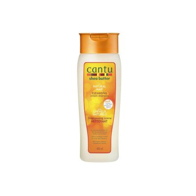Cantu Champú Cleansing Cream Sulfate-Free 400ml
