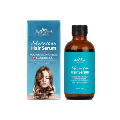 Belle Azul Moroccan Hair Serum 100ml