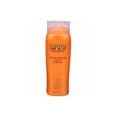Cantu Acondicionador Moisturizing Rinse Out 400ml