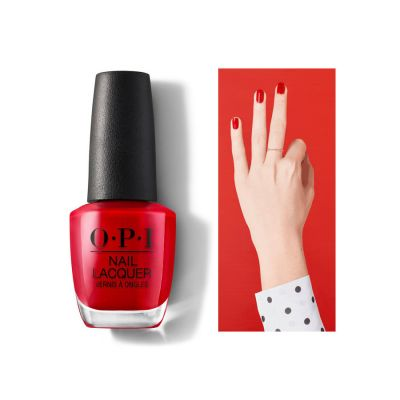 Opi Esmalte Big Apple Red 15ml