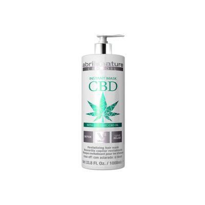 Abril Et Nature Instant Mask CBD Cannabis Oil 1000ml