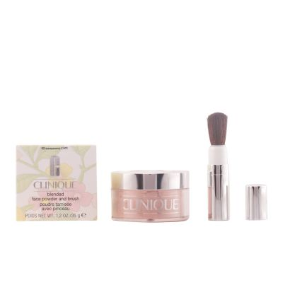 Clinique Blended Face Powder&Brush #02 - Transparency II 35gr