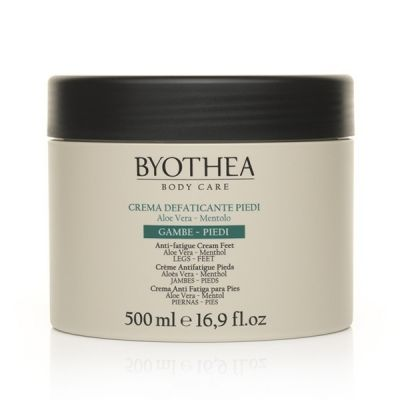 Byothea Crema Anti - Fatiga Para Pies 500ml
