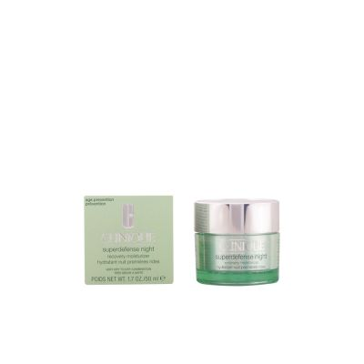 Clinique Superdefense Night Recovery Moisturizer I/II 50ml