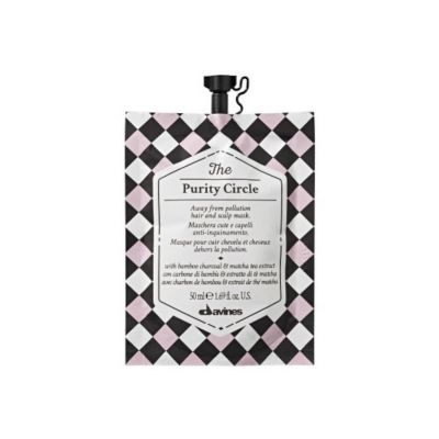 Davines Mascarilla The Purity Circle 50ml