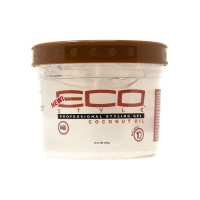 Ecoco Gel Coconut Oil Professional Styling 236ml