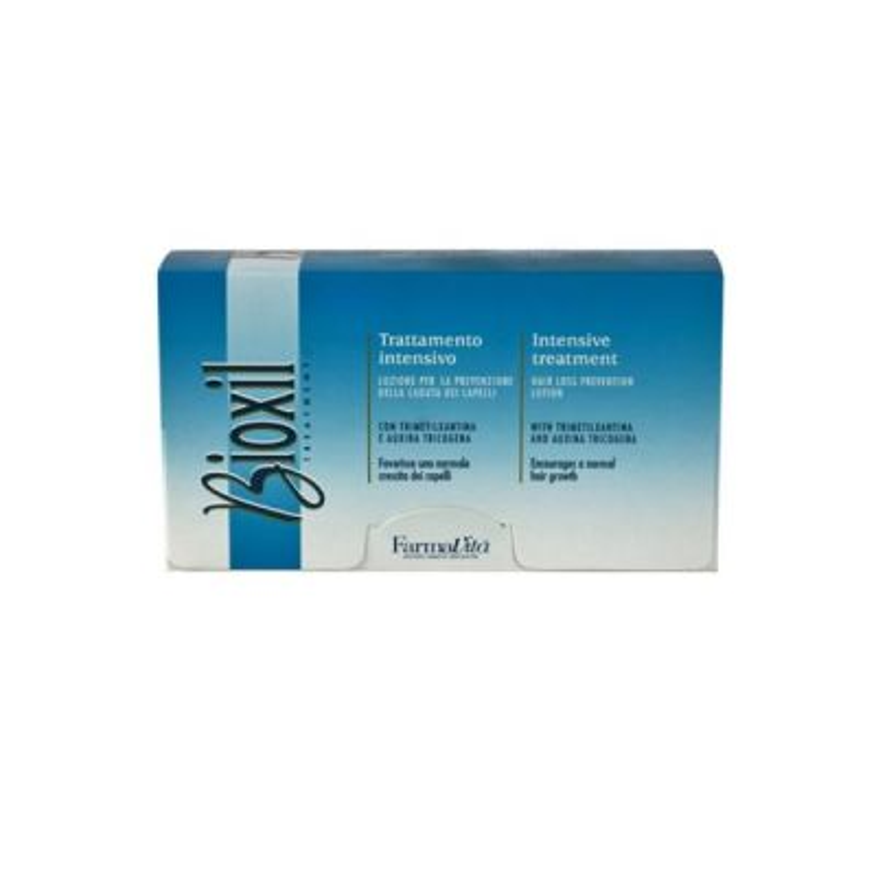 Farmavita Bioxil Tratamiento Intensivo Anticaída 12x8ml
