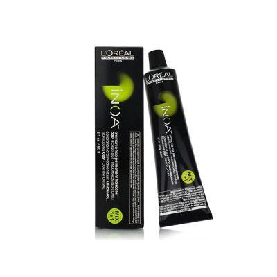 L'Oréal Tinte Inoa 2.10 Moreno Oscuro Ceniza Intenso 60gr