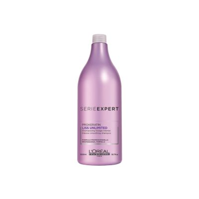L'Oréal Champú Alisador Liss Unlimited 1500ml