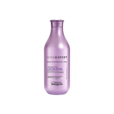 L'Oréal Champú Alisador Liss Unlimited 300ml