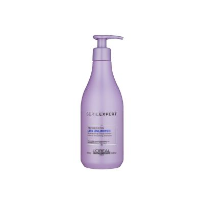 L'Oréal Champú Alisador Liss Unlimited 500ml