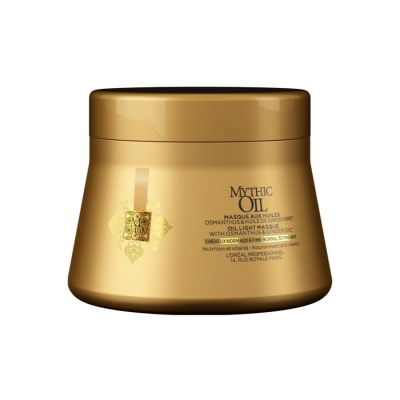 L'Oréal Mascarilla Cabello Normal O Fino Mythic Oil 200ml