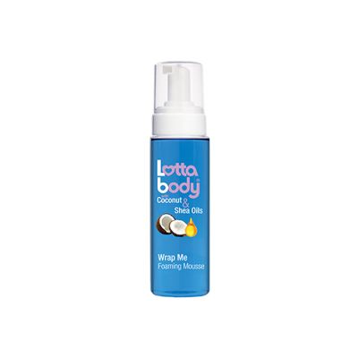 Lottabody Coconut & Shea Oils Wrap Me 207ml