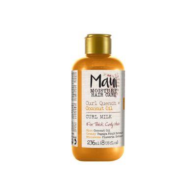 Maui Moisture Curl Quench + Coconut Oil Curl Milk 236ml