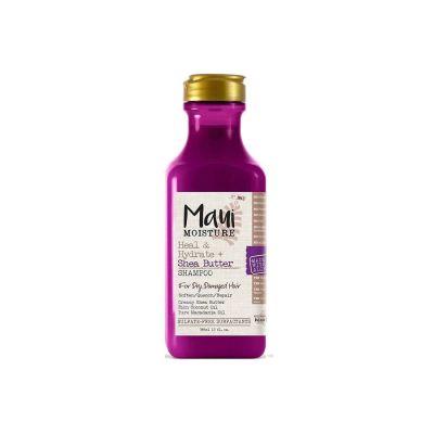Maui Moisture Champú Heal & Hydrate + Shea Butter 385ml