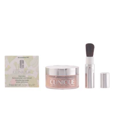 Clinique Blended Face Powder&Brush #04 - Transparency 35gr
