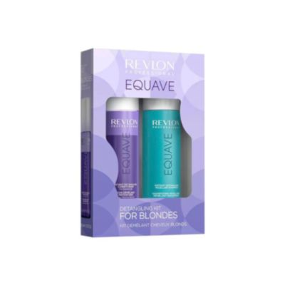 Revlon Detangling Kit For Blonde