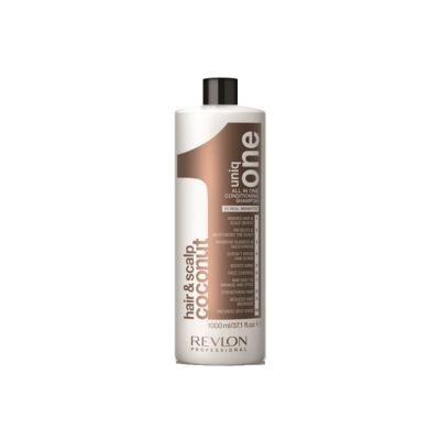 Revlon Champú y Acondicionador Coconut Uniq One 1L