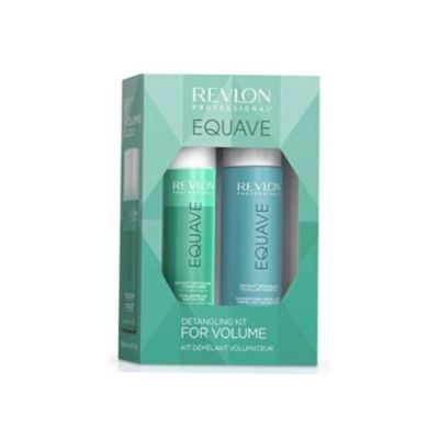 Revlon Detangling Kit For Volume