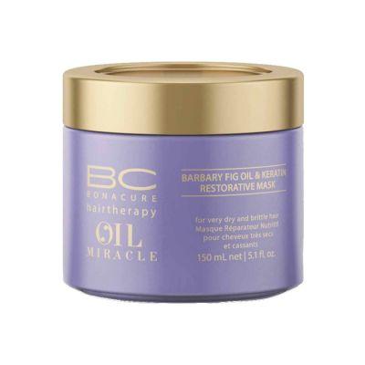 Schwarzkopf Mascarilla Reparadora Bonacure Oil Miracle 150ml