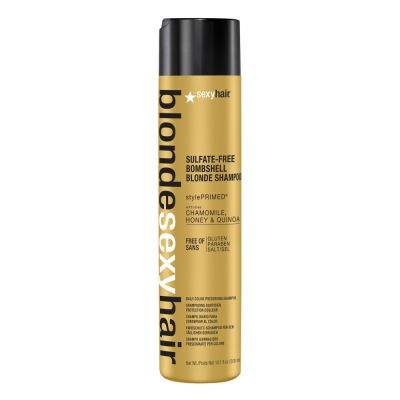 Sexy Hair Blsh Bombshell Blonde Shampoo 300ml