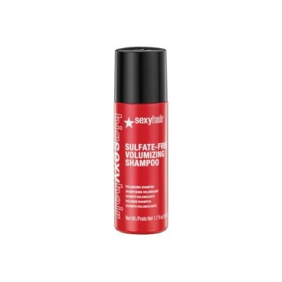 Sexy Hair Champú Voluminizador Sin Sulfato 50ml