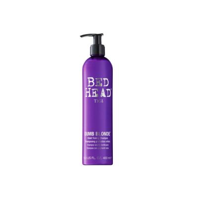 Tigi Bed Head Champú Violet Dumb Blonde 400ml