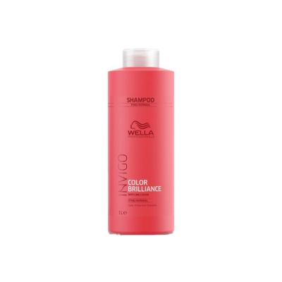 Wella Invigo Champú Brilliance Cabello Fino 1L