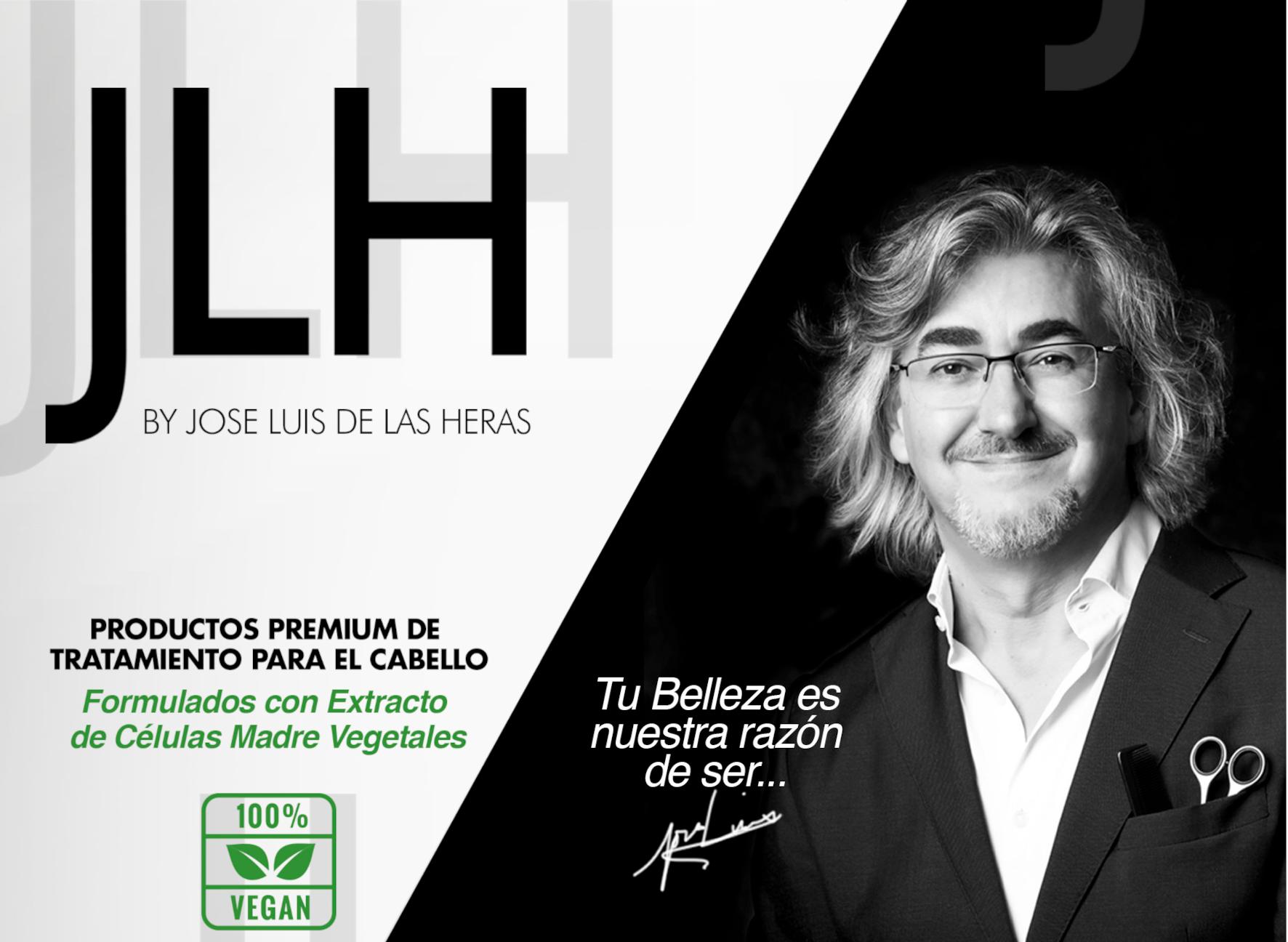 JLH - La nueva línea premium de alta cosmética capilar