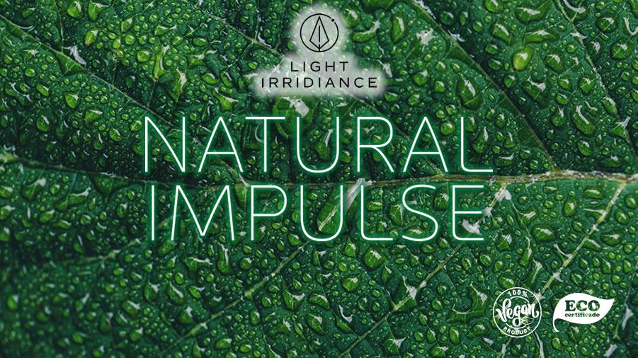NATURAL IMPULSE, La nueva línea 100% vegana