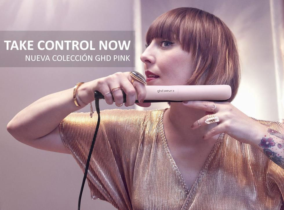 Ghd Take Control Now, campaña solidaria contra el cáncer de mama